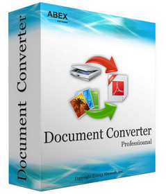 (檔案轉換器)Abex Document Converter Pro 3.8.0
