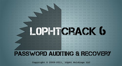 (密碼審計和恢復軟體)L0phtCrack Password Auditor Enterprise 6.0.20