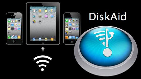 DigiDNA DiskAid 6.7.3(直接從桌面訪問的iPhone,iPod touch和iPad檔案系統、應用程式和資料 最終工具箱)