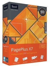 (桌面出版商)Serif PagePlus X8 18.0.0.21
