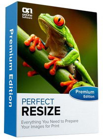(圖像調整)OnOne Perfect Resize 9.0.0.1216 Premium Edition