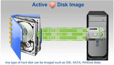 (磁碟映像軟體)Active Disk Image Professional 7.0.2