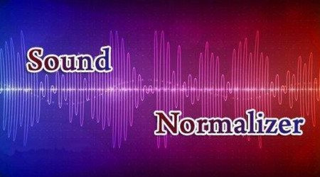 (音效處理器)Sound Normalizer 6.2
