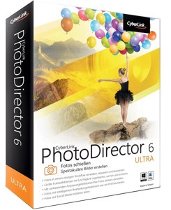 (照片管理工具)CyberLink PhotoDirector Ultra 6.0.5903 Multilingual