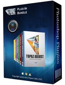 (Adobe Photoshop 外掛程式)Topaz Plug-ins Bundle  DC 14.11.2014