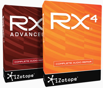 (音訊修復工具)iZotope RX 4 Advanced 4.01b