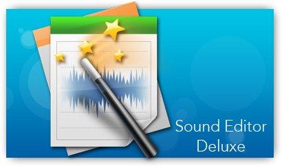 (音效編輯器)Sound Editor Deluxe 8.5.1