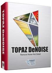 【去除數位圖像噪訊】Topaz DeNoise 6.0.1