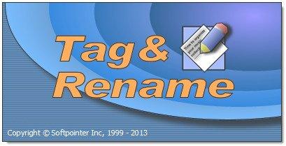 【音樂標籤與更名】Tag and Rename 3.9.4 多國語言版
