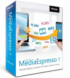 (媒體檔案轉換程式)CyberLink MediaEspresso 7.0