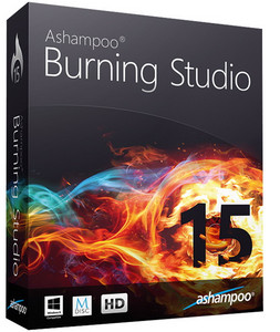 (燒錄應用程式)Ashampoo Burning Studio 15.0.0.36 Multilingual