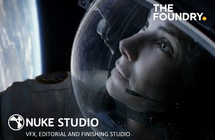 (多通道掃瞄線編譯引擎)The Foundry Nuke Studio 9.0v1