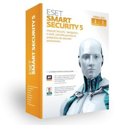 ESET Smart Security NOD32 v5.2.9.1 電腦安全防護軟體