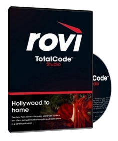 編解碼器 Rovi TotalCode Studio v 2.5.0 Corporate Edition 轉換視訊.音訊