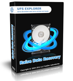 資料恢復 Raise Data Recovery for FAT / NTFS 5.4