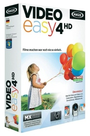 視訊編輯程式 MAGIX Video easy 4 HD v 4.0.0.32