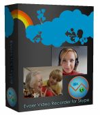 Skype視訊音訊錄影機 Evaer Video Recorder for Skype 1.2.9.35