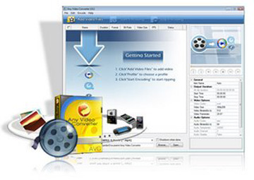 任何視訊轉換器 Any Video Converter Professional 3.5.6