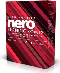 光碟燒錄 Nero Burning ROM 12 v 12.0.00300 (支援 Windows 8)