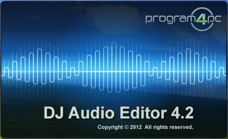 DJ音訊編輯器 DJ Audio Editor 4.2