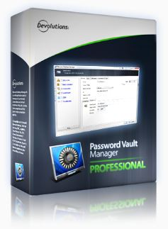 密碼庫管理 Devolutions Password Vault Manager Professional 3.9.1.0