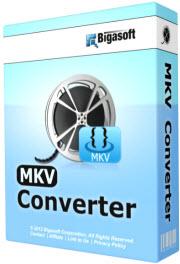 MKV轉換器 Bigasoft MKV Converter V3.7.18.4668