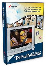 藍光.DVD光碟.AVCHD.高清檔案 播放器 Arcsoft TotalMedia Theatre 5.3.1.172