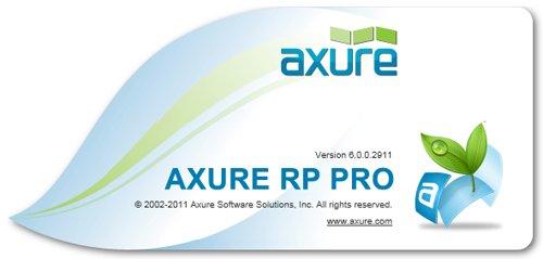 (網頁原型工具)Axure RP Pro 6.5.0.3052