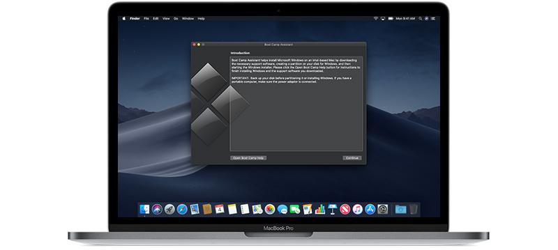 【Bootcamp 教學】在 Mac 上透過「啟動切換」安裝 Windows 能切換使用雙系統